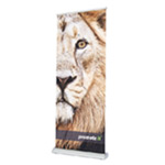 Roll Up Banner Premium 85x215 cm
