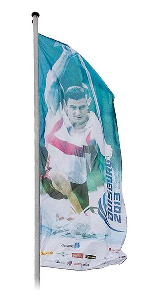 Hissfahnen / Hissflaggen