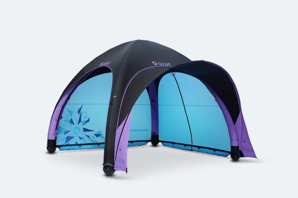 Gybe Zelt mit Sonnenschutz